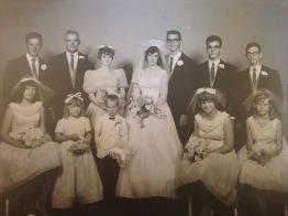 My Grandma Susan and Grandpa Jacks Wedding.