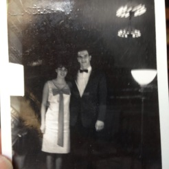 Grandma Sue and Grandpa Jack